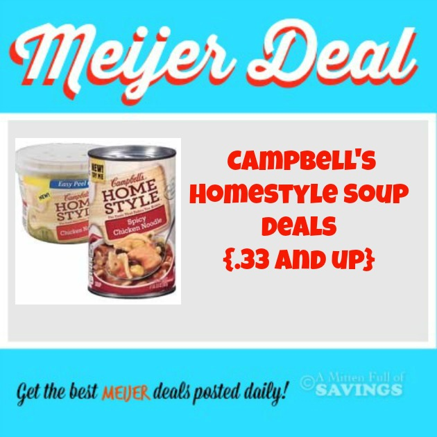 Campbell's homestyle soup coupons 2018